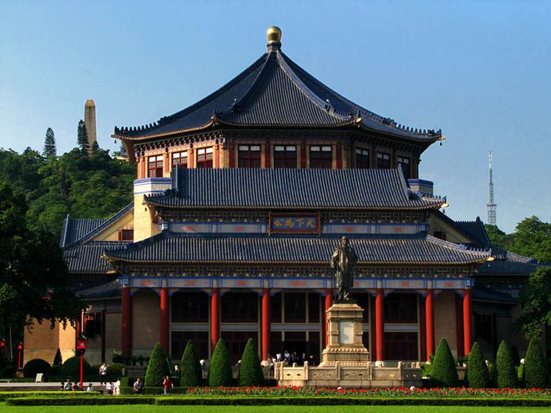 広州中山紀念堂