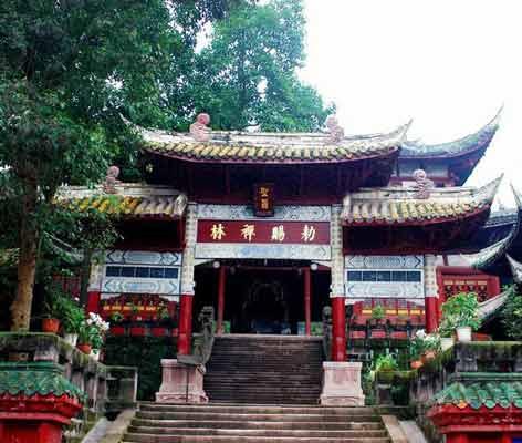 襄樊市広徳寺