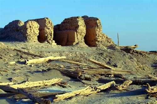 古住居遺跡