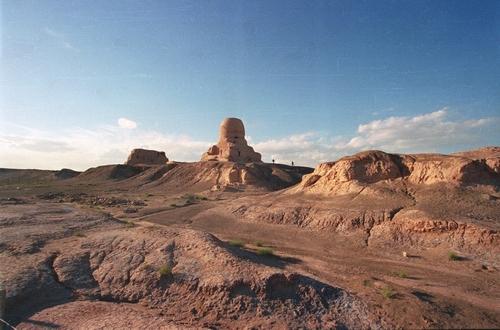 ラワク寺廟遺跡(熱瓦克佛寺遺跡)