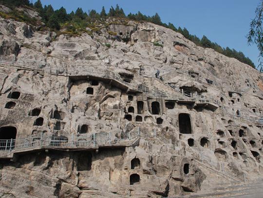 龍門石窟の画像 p1_16