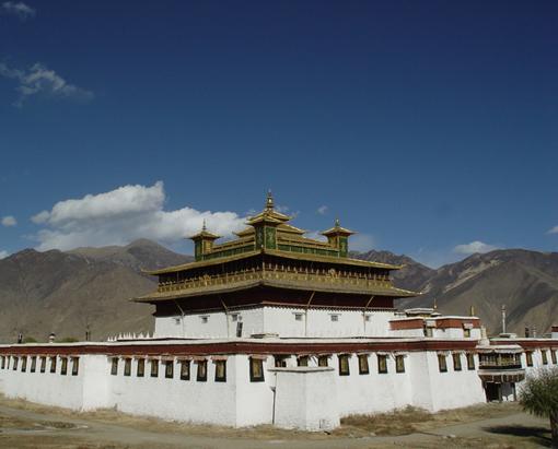 タントゥク寺(昌珠寺)