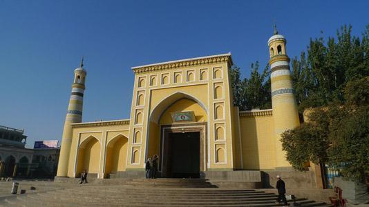 エイティガール民俗文化観光区