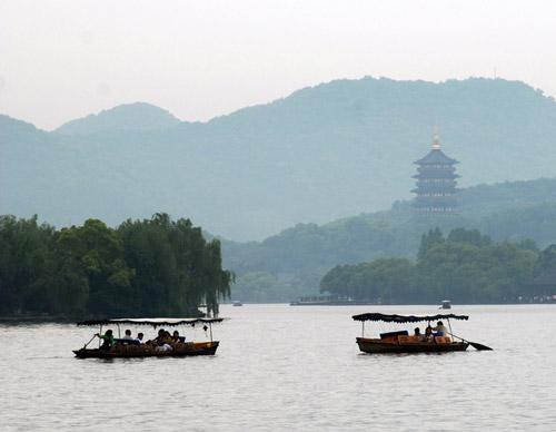 西湖 (杭州市)の画像 p1_14