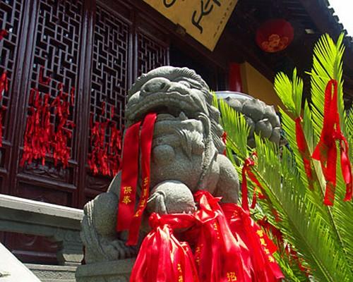 玉仏寺 | 上海玉仏寺 | 上海観光スポット | 上海見所案内 | ふれあい中国