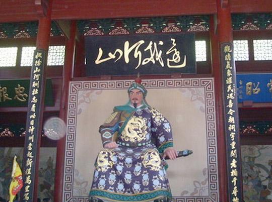 岳王廟,杭州観光スポット,杭州見...