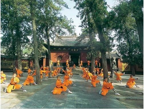 嵩山少林寺の画像 p1_9