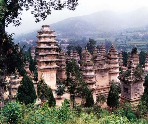 嵩山少林寺の画像 p1_31