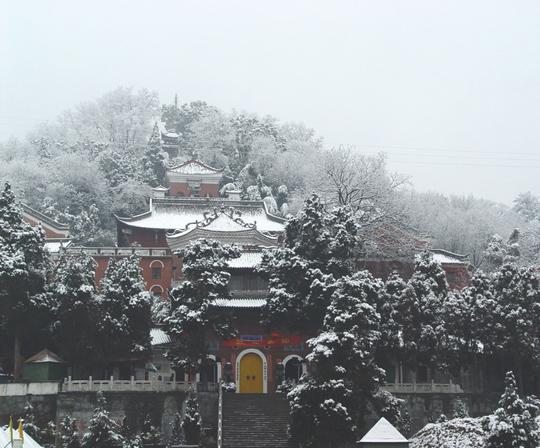 嵩山少林寺の画像 p1_22