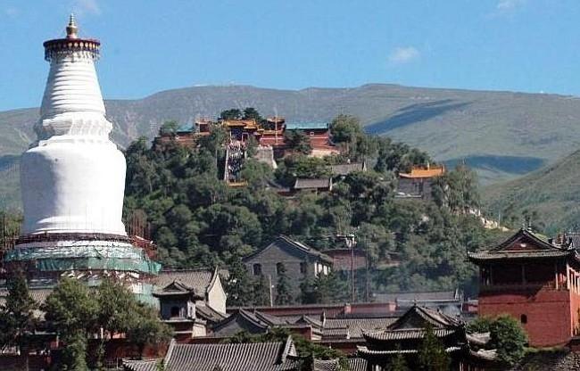五台山 (中国)の画像 p1_27