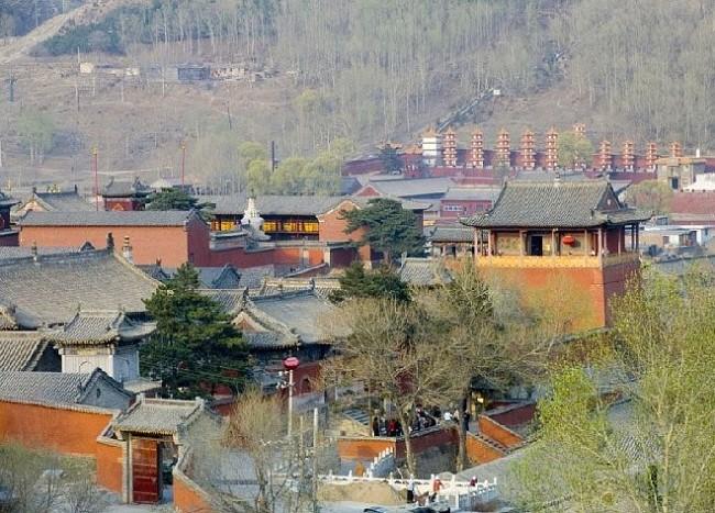 五台山 (中国)の画像 p1_28