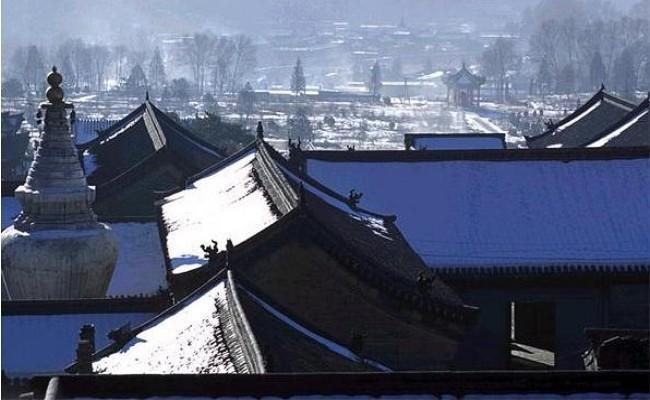 五台山 (中国)の画像 p1_30