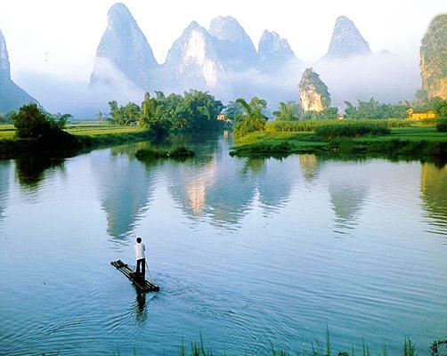 漓江下りと桂林ハイライトの旅