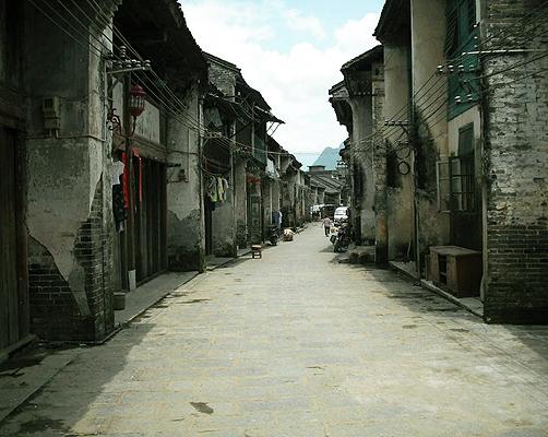 桂林1泊・陽朔2泊 4日間の旅