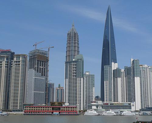 レトロ&モダン~上海を満喫2泊3日間の旅