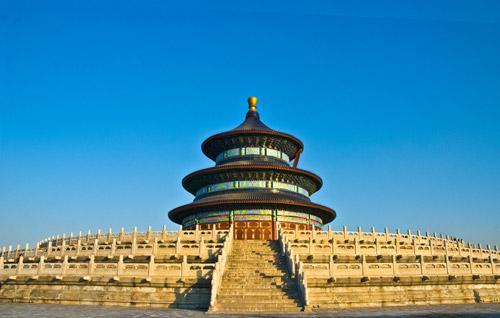 中国の世界遺産に親しむツアー