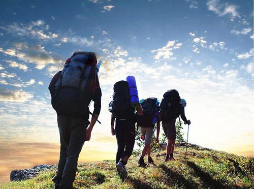ハイキングツアー