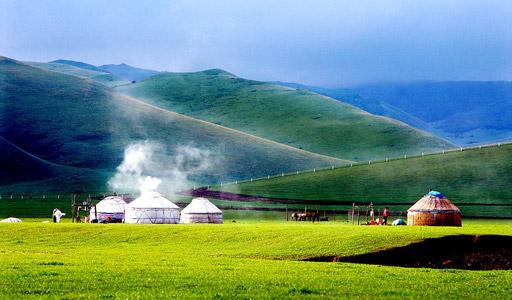内モンゴルが誇る二つの大自然!草原と砂漠を巡る1泊2日の旅