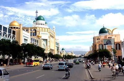 イスラム風情街