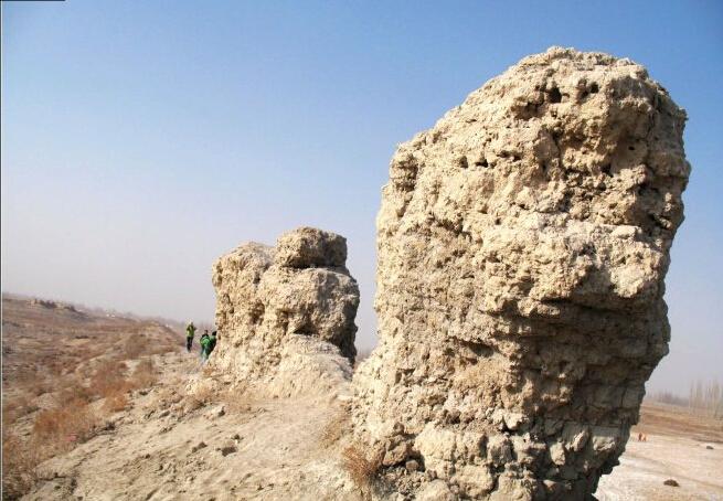 博格達沁古城