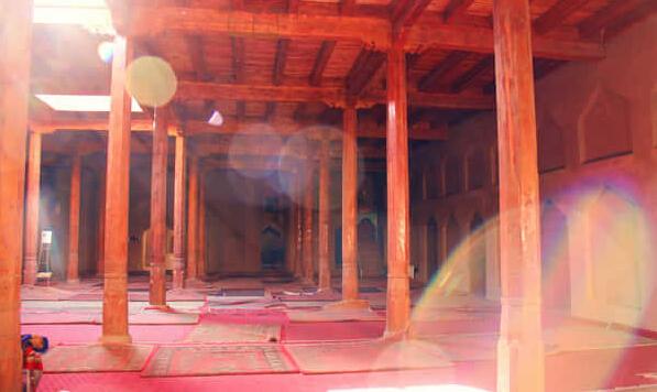 蘇公塔礼拝堂