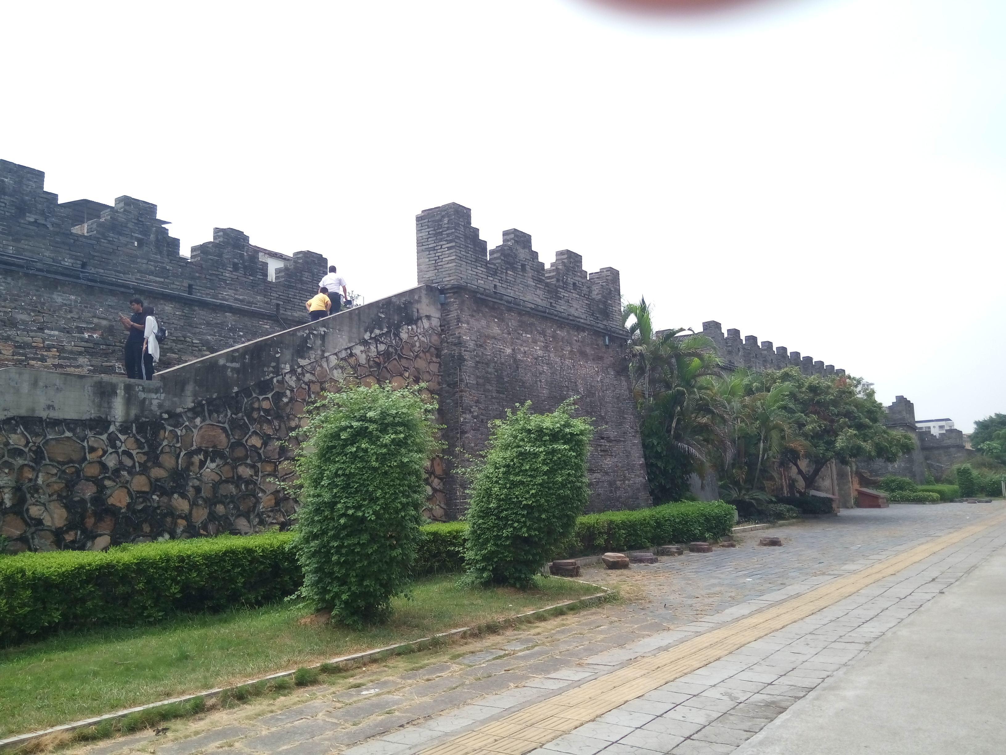 肇慶古城壁