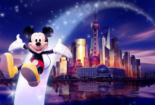 上海ディズニーランド+市内観光 2日間