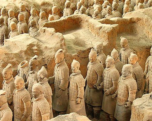 中国一の古都 西安・兵馬俑4日間