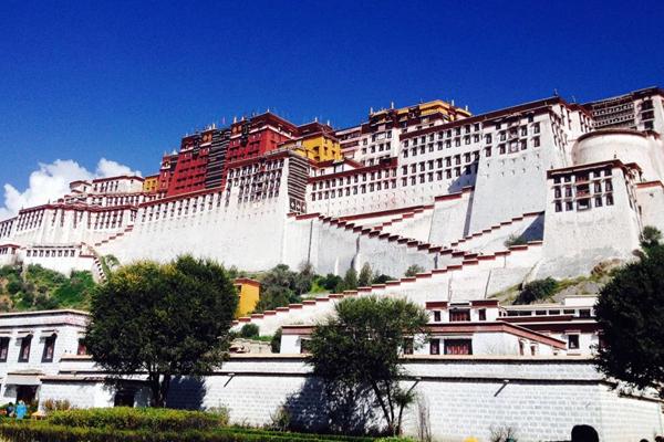 チベット旅行